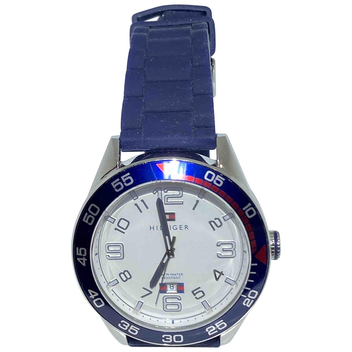 Tommy Hilfiger \N Blue Steel watch for Men \N
