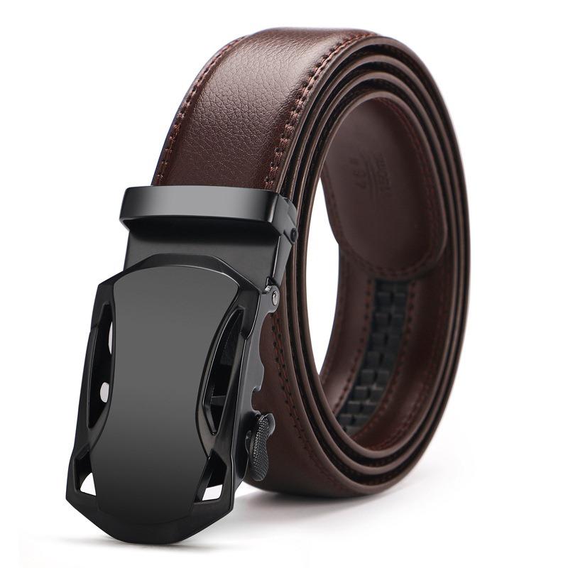 Ericdress Leather Business Men Belt