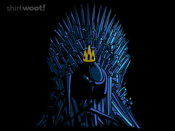 The Ice Throne T Shirt