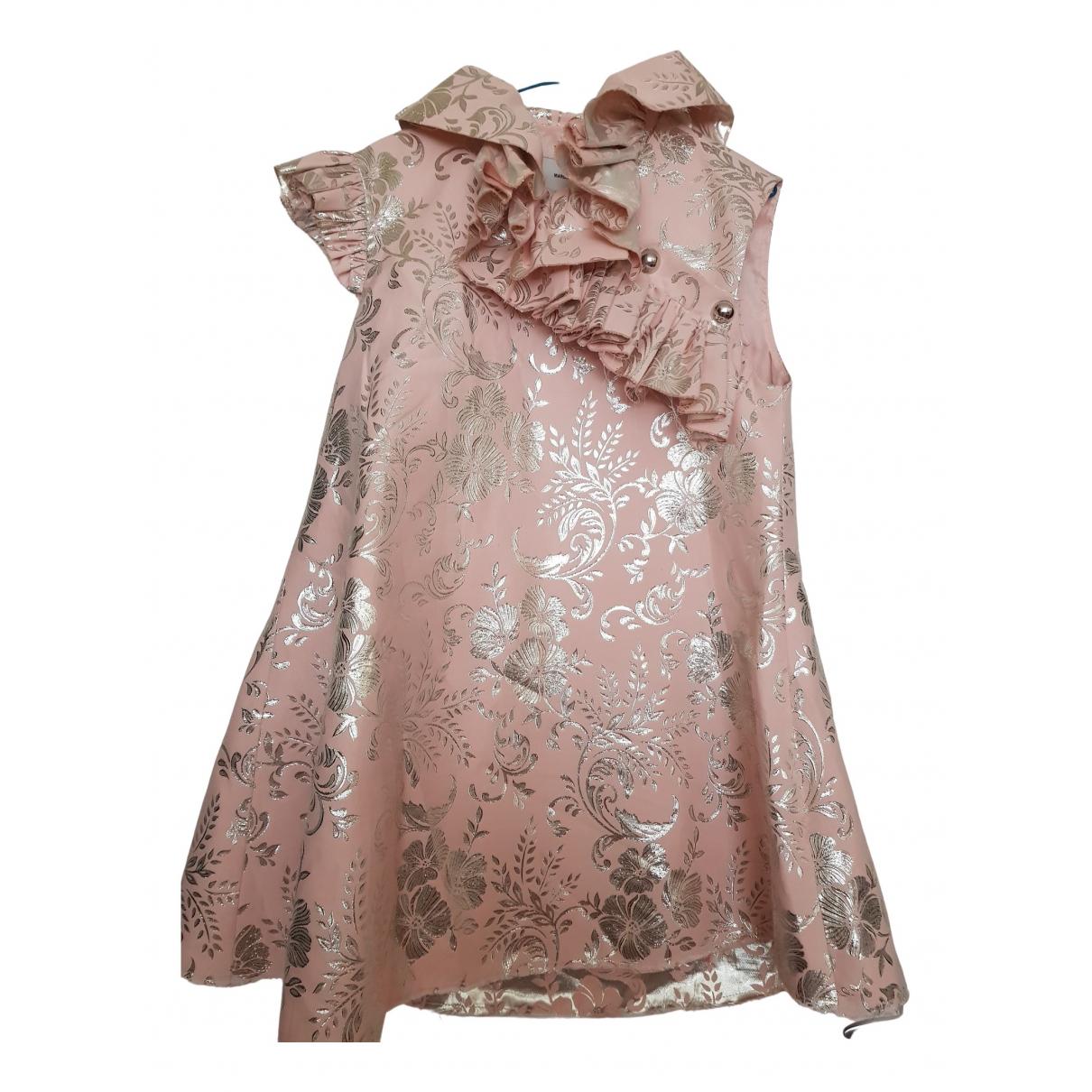 Marques Almeida \N Pink dress for Women 36 FR