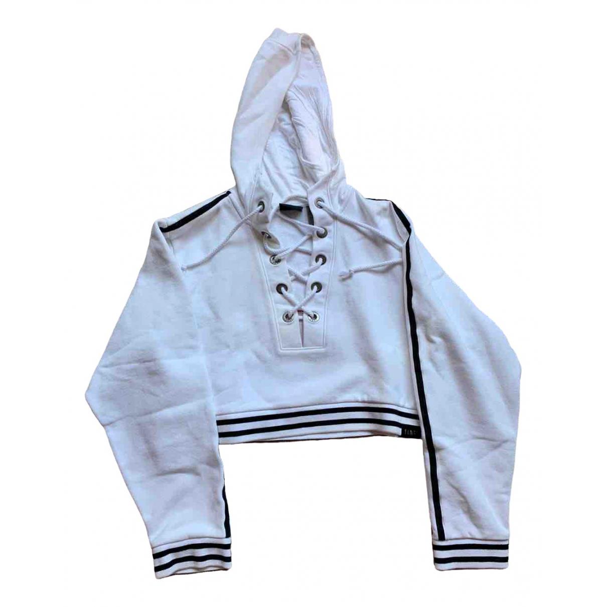 Fenty X Puma - Pull   pour femme en coton - blanc