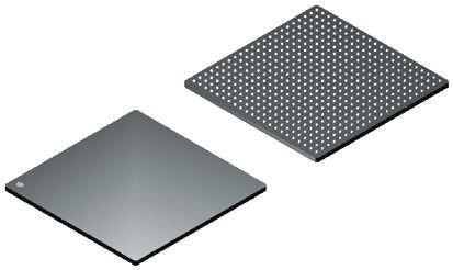 Altera FPGA EP3C16F484C8N, Cyclone III 15408 Cells, 15408 Blocks, 484-Pin FBGA
