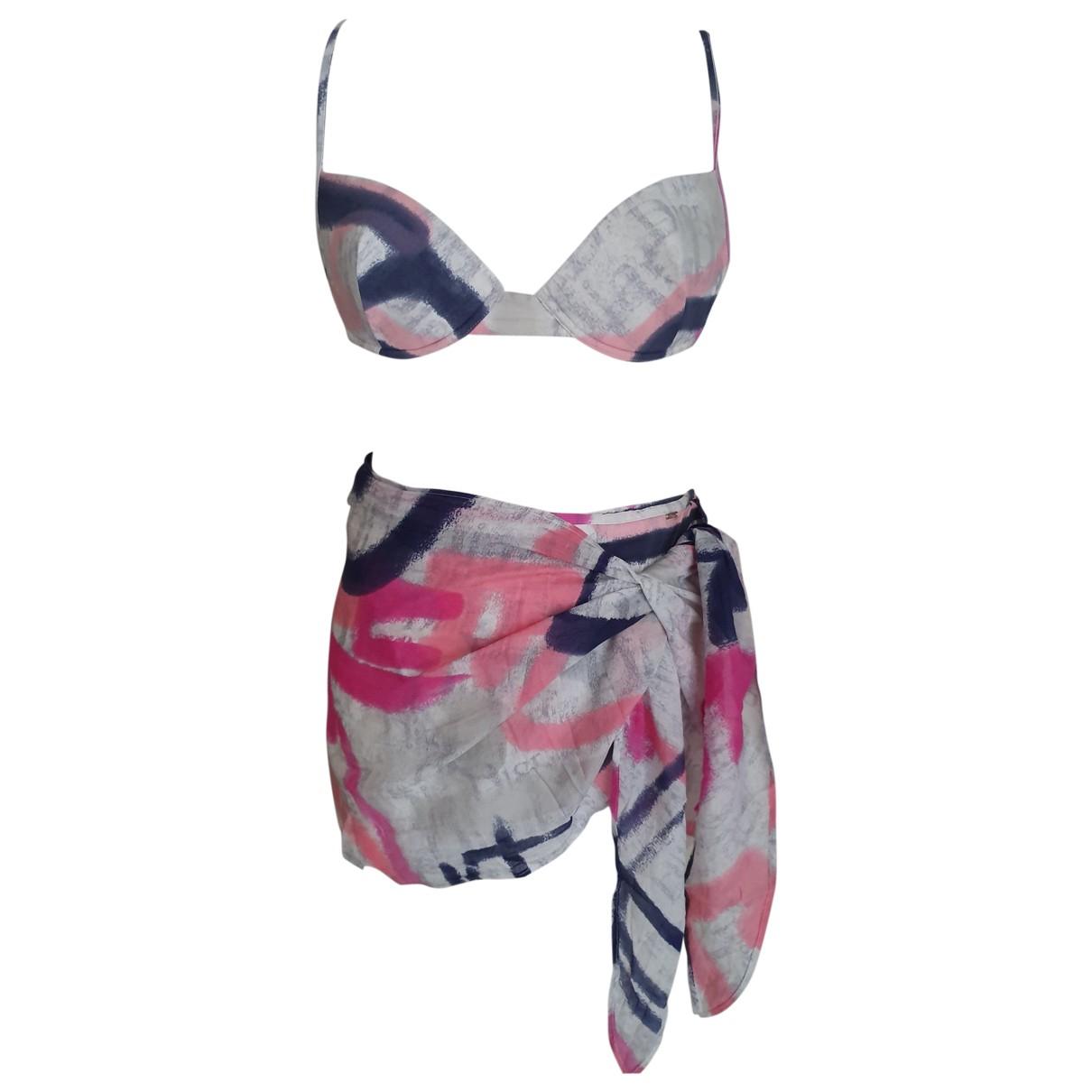 Dior \N Pink Swimwear for Women 38 IT