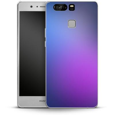 Huawei P9 Silikon Handyhuelle - Blueberry von #basic