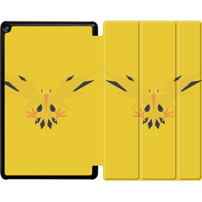 Amazon Fire HD 10 (2018) Tablet Smart Case - Zapdos by Lucian Foehr von Lucian Foehr