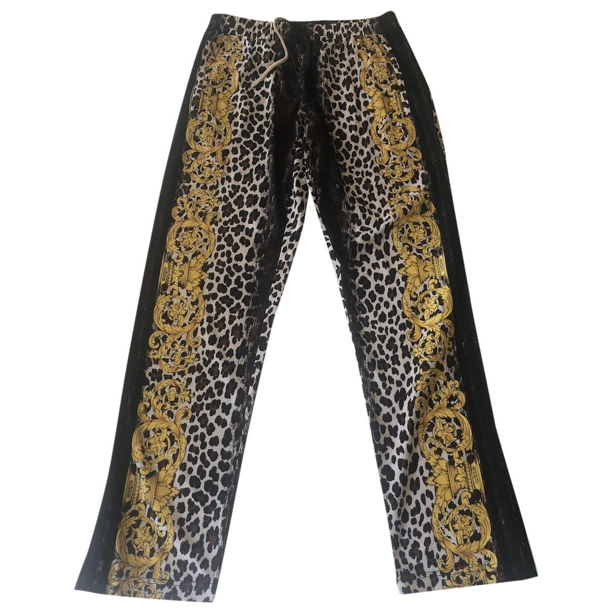 Pantalones en Sintetico Jeremy Scott Pour Adidas