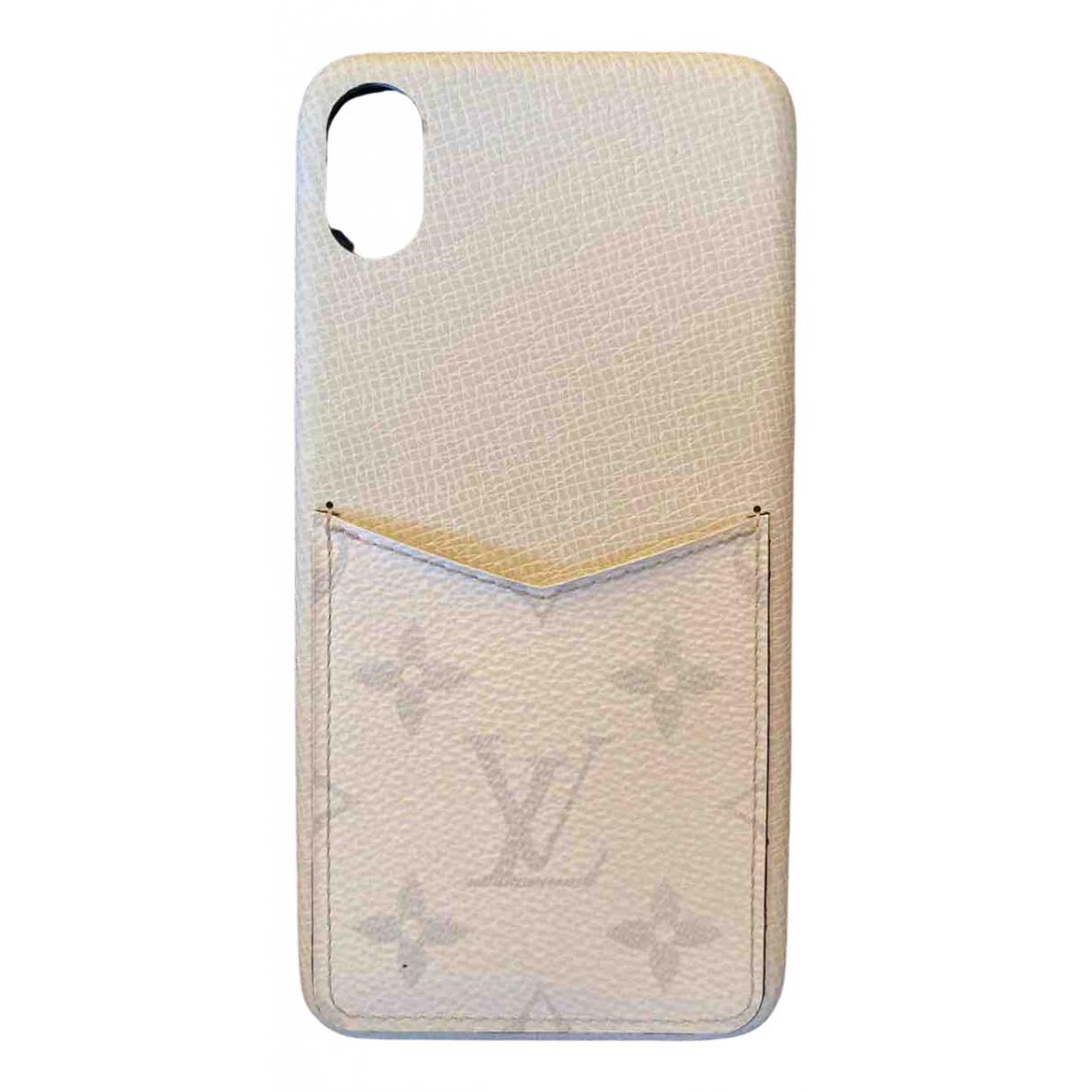 Louis Vuitton - Accessoires   pour lifestyle en cuir - beige