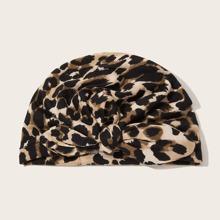 Baby Leopard Muster Muetze