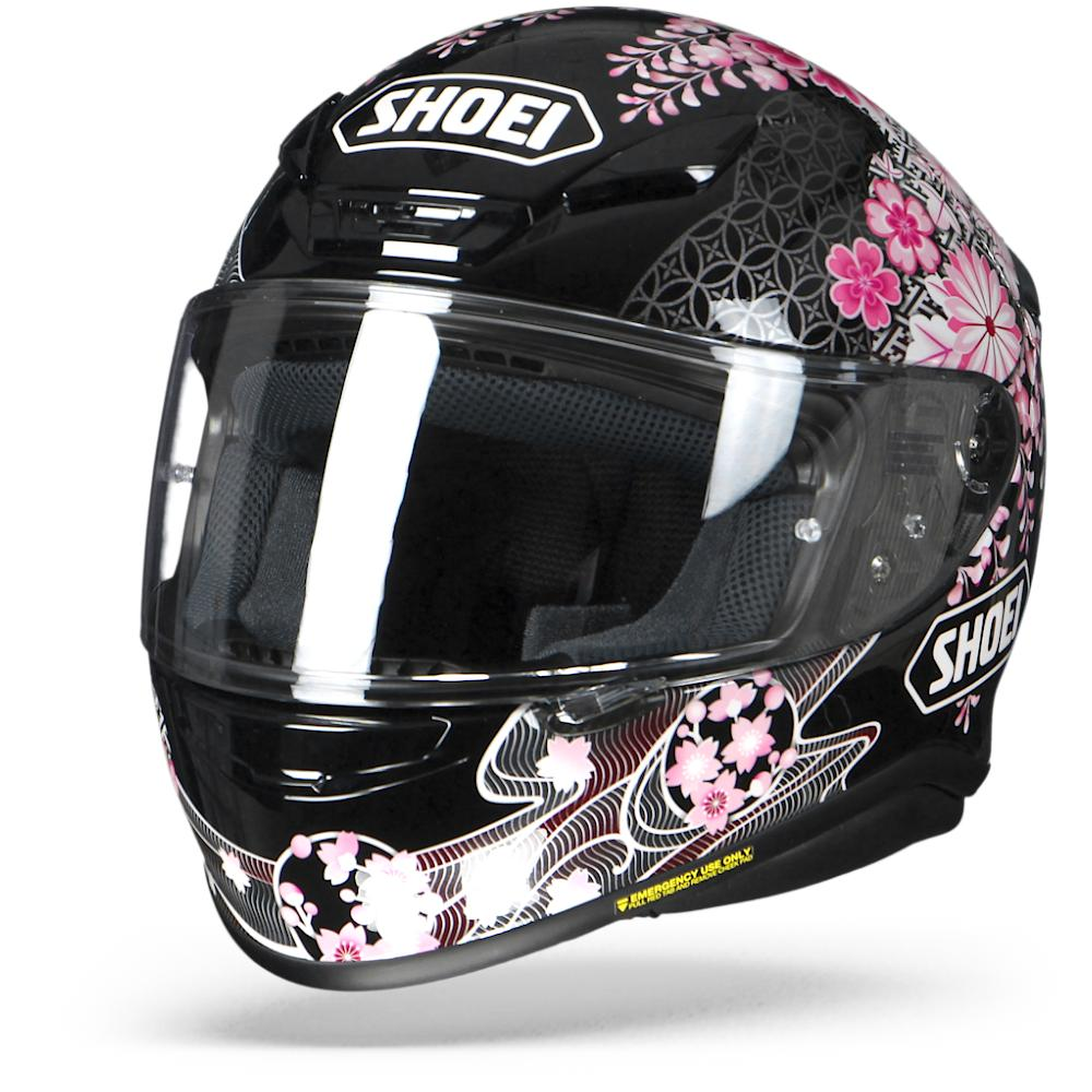 Shoei NXR Harmonic TC-10 Casco Integral S