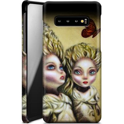 Samsung Galaxy S10 Plus Smartphone Huelle - Two Sisters von Tiago Azevedo