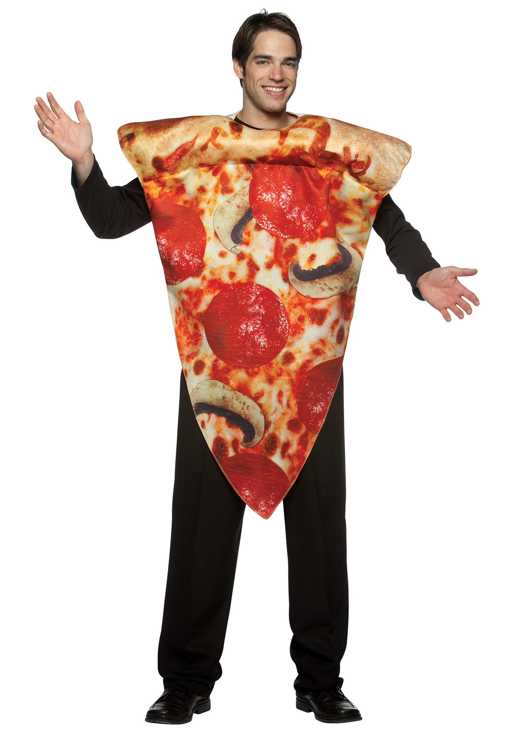 Pizza Slice Costume For Grown Ups