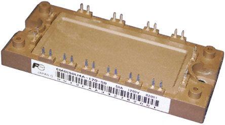 Infineon FP40R12KT3GBOSA1, ECONO3 , N-Channel 3 Phase Bridge IGBT Module, 55 A max, 1200 V, PCB Mount