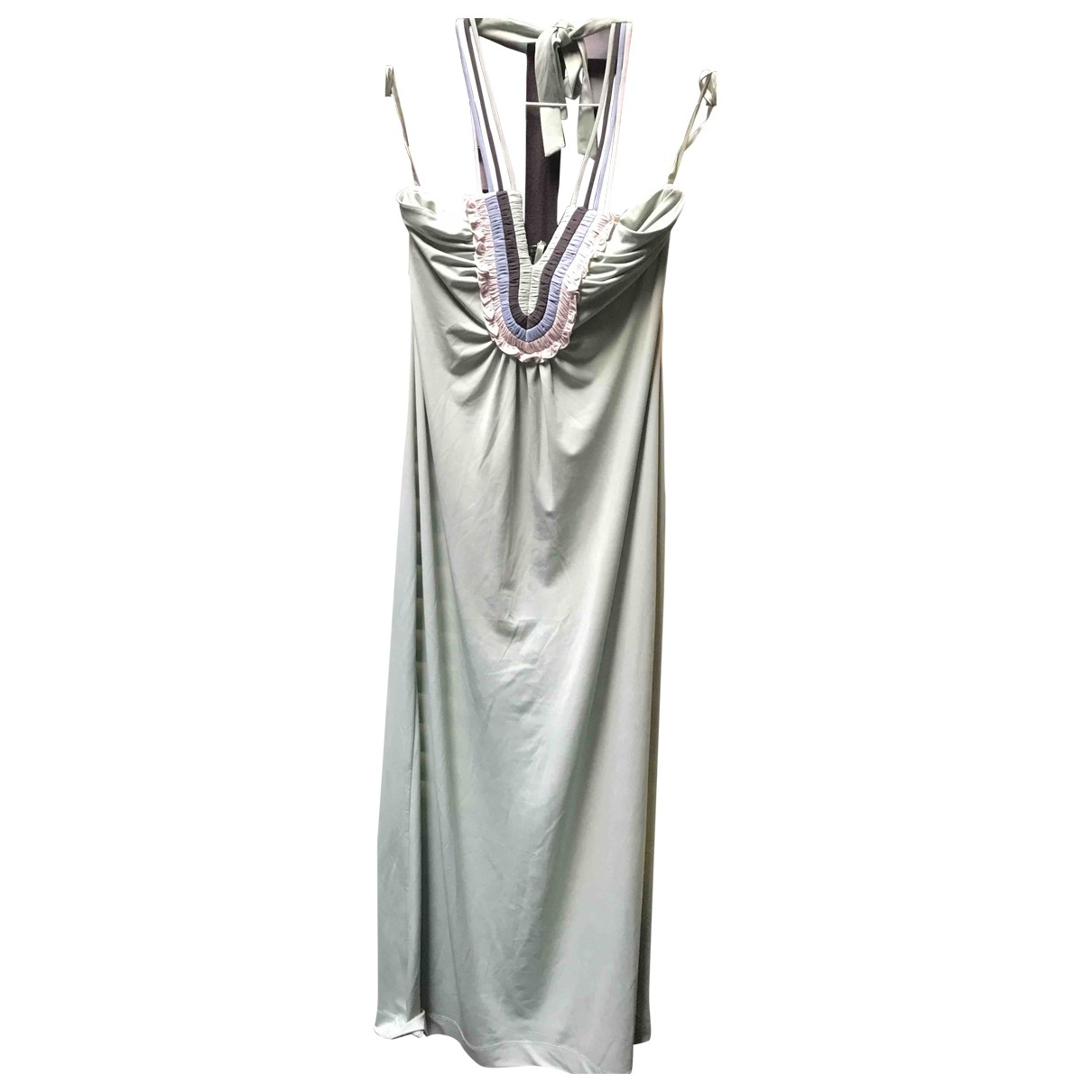 Bcbg Max Azria \N Green dress for Women XS International
