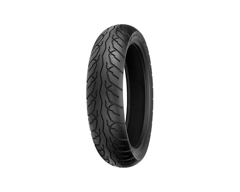 Shinko 87-4285 SR567/568 Series Front Tubeless Tire 110/70-16