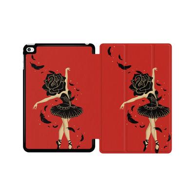 Apple iPad mini 4 Tablet Smart Case - Black Swan von Enkel Dika