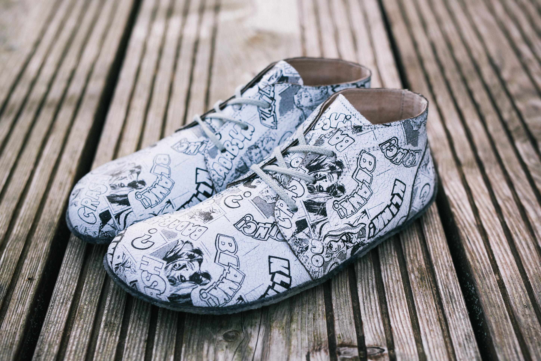 Barefoot Shoes - Be Lenka All-year - Crushed Comics 36