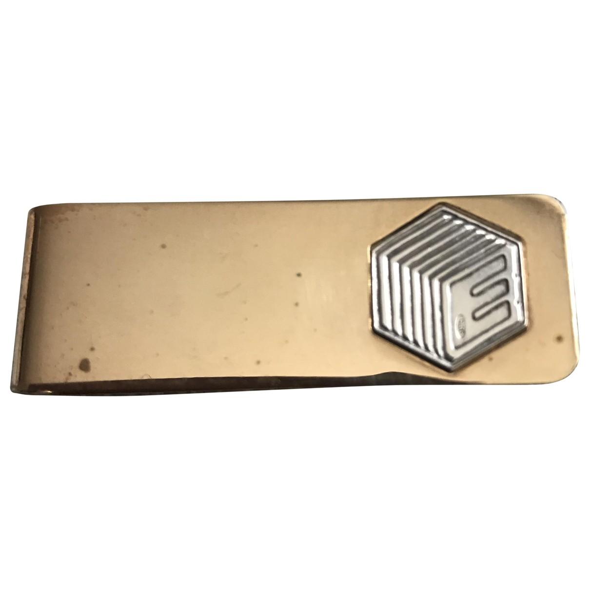 Non Signe / Unsigned \N Schmuckstuecke in  Gold Silber
