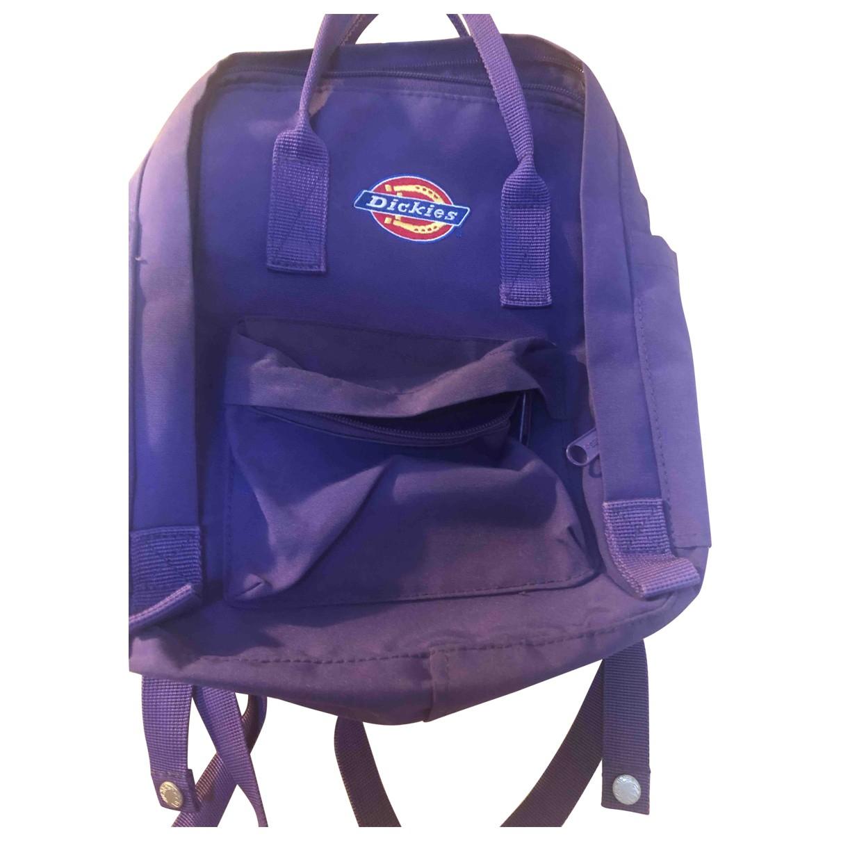 Dickies \N Purple Cotton bag & Pencil cases for Kids \N