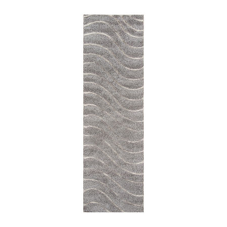 Momeni Charlotte 1 Accent, Area & Runner Rugs, One Size , Gray