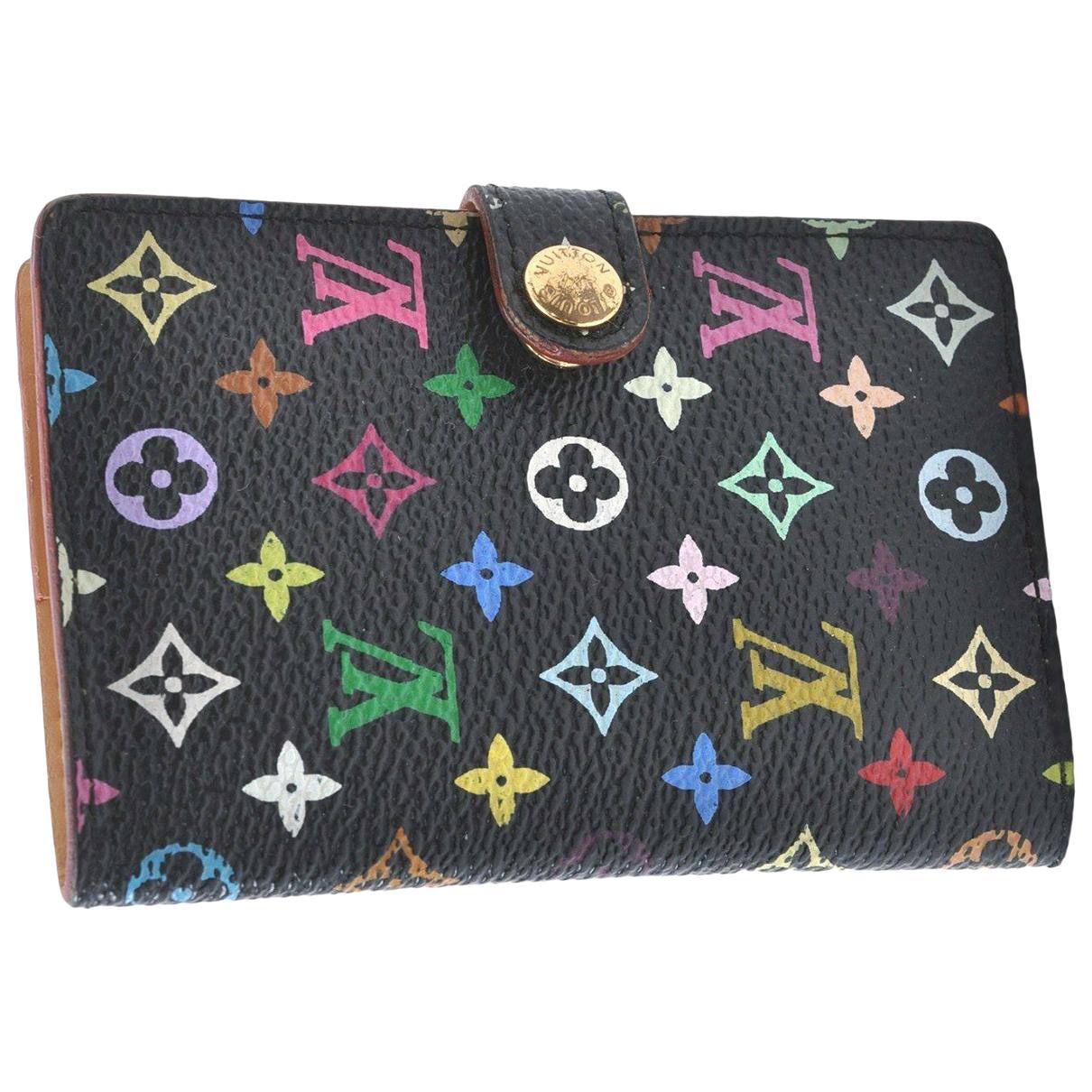 Louis Vuitton N Black Cloth Purses, wallet & cases for Women N