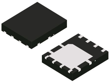 DiodesZetex Diodes Inc 60V 25A, Schottky Diode, 8-Pin PowerDI 5060 SBRT25U60SLP-13 (10)