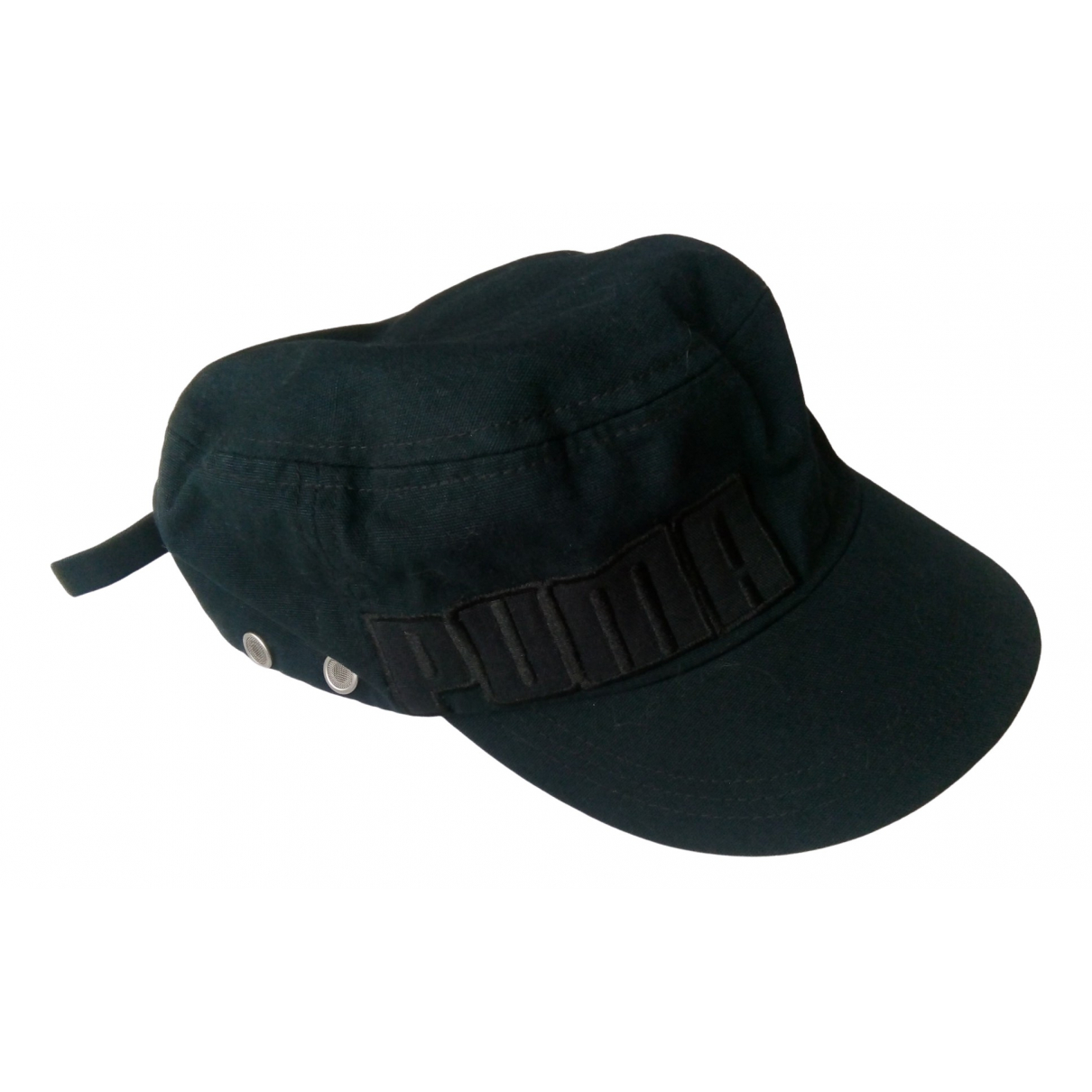 Puma - Chapeau & Bonnets   pour homme en coton - marine