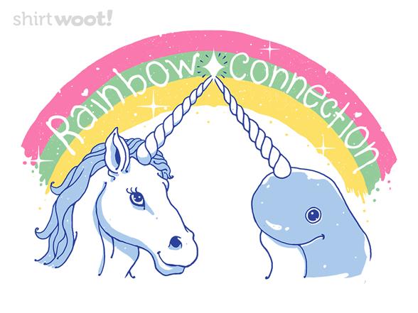 Magical Rainbow Connection T Shirt