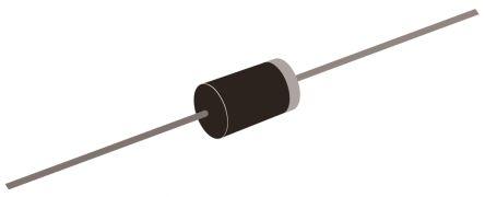 Vishay 1N6277A-E3/54, Uni-Directional TVS Diode, 1500W, 2-Pin 1.5KE (20)