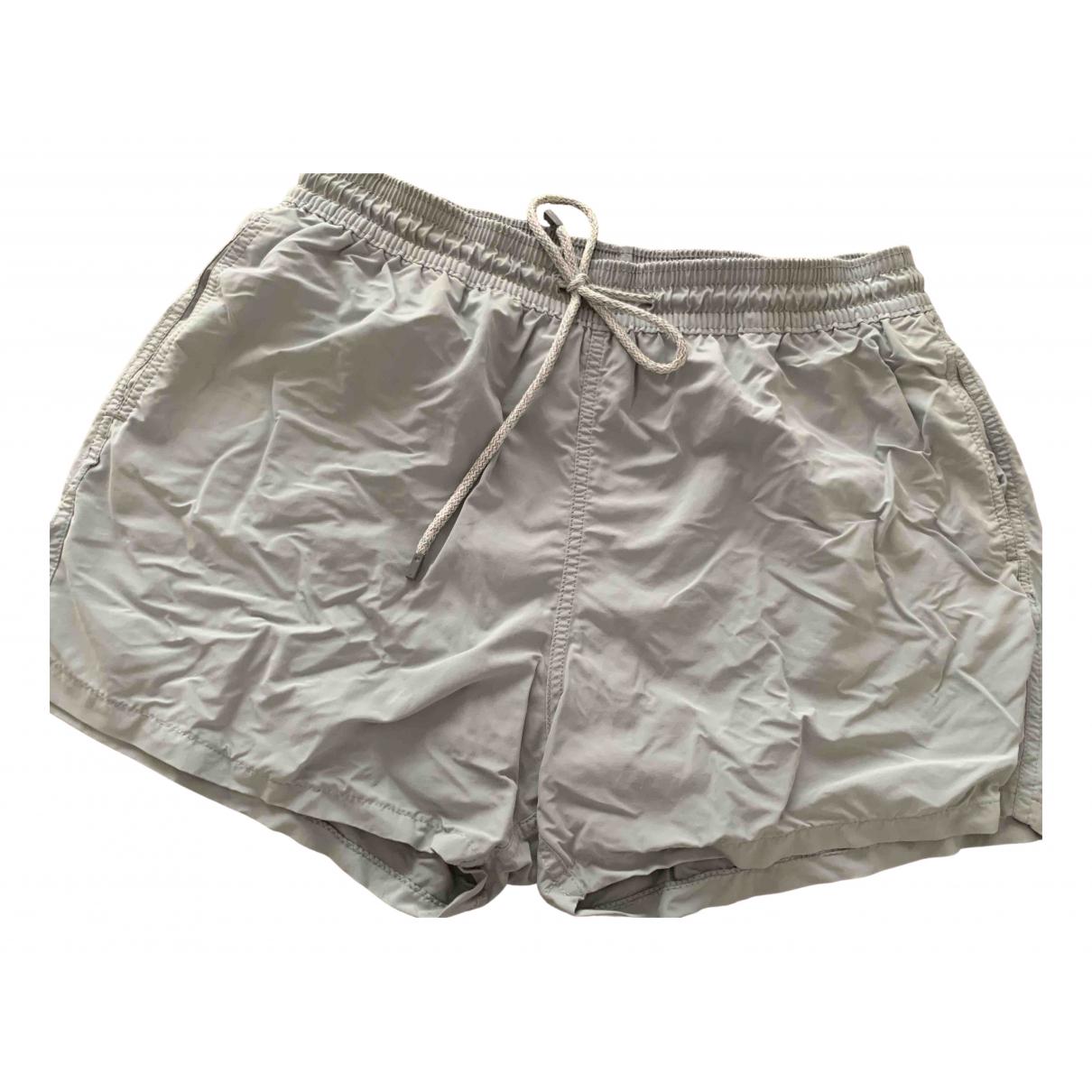 Vilebrequin - Bain   pour homme en coton - elasthane - gris