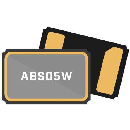 Abracon 32.768kHz Crystal Unit ±20ppm SMD 2-Pin 1.6 x 1 x 0.5mm (5000)