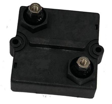 RS PRO Screw Termination Thick Film Panel Mount Resistor, 500Ω ±10% 2kW