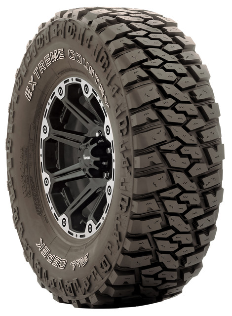 Extreme Country LT285/70R17 32.91 Inch Light Truck Radial Tire Outlined White Letter Dick Cepek 90000024298