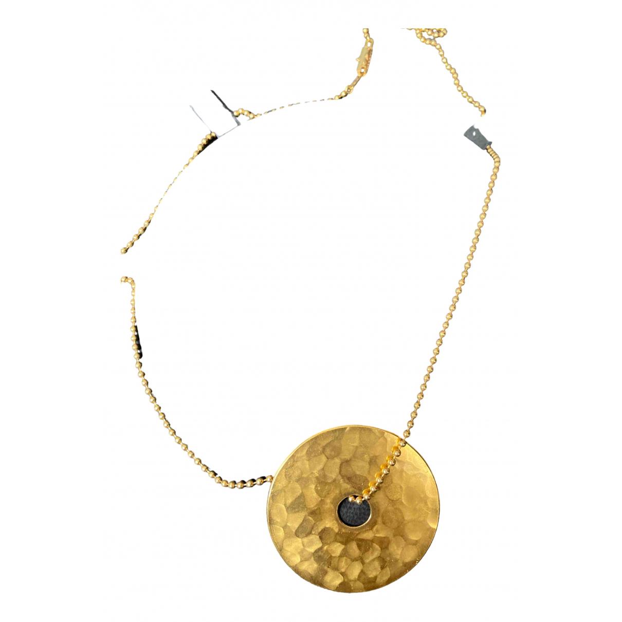 Dinh Van Pi  Kette in  Gold Gelbgold