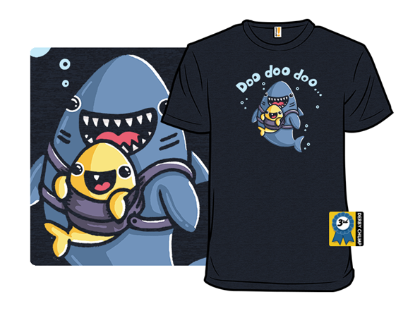 New Baby Shark T Shirt