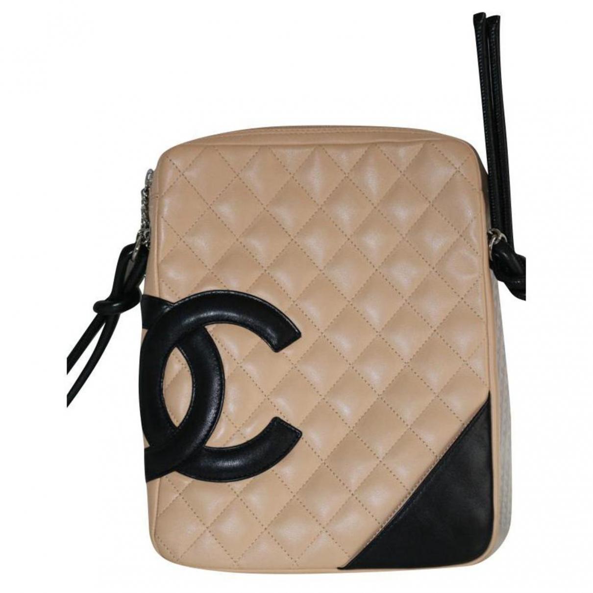 Bandolera Cambon de Cuero Chanel