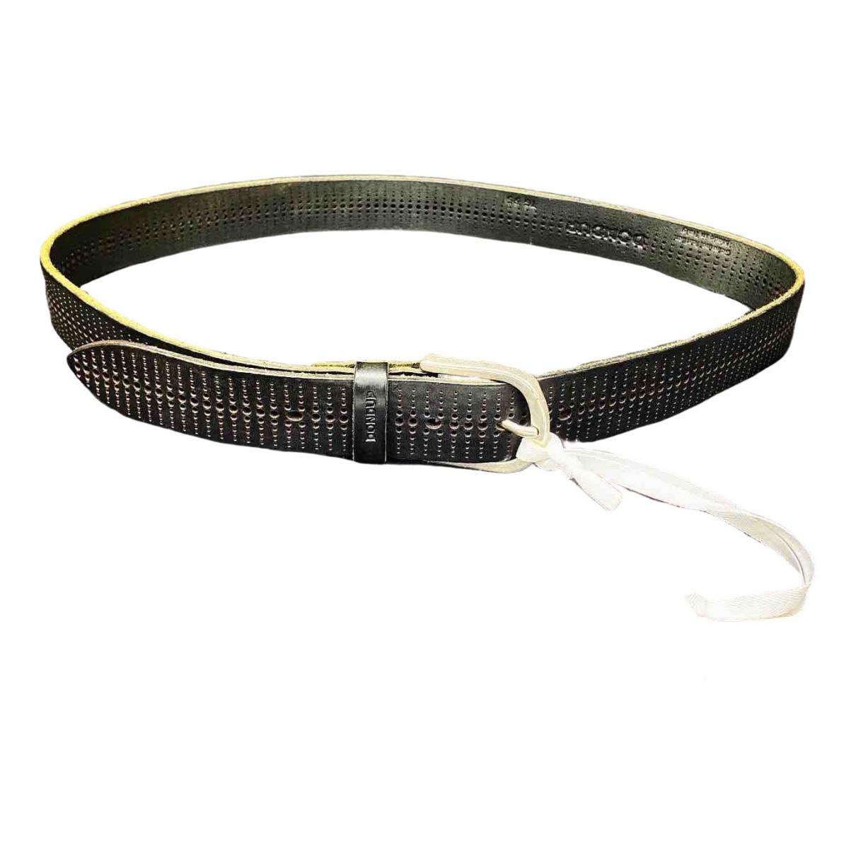 Cinturon de Cuero Dondup
