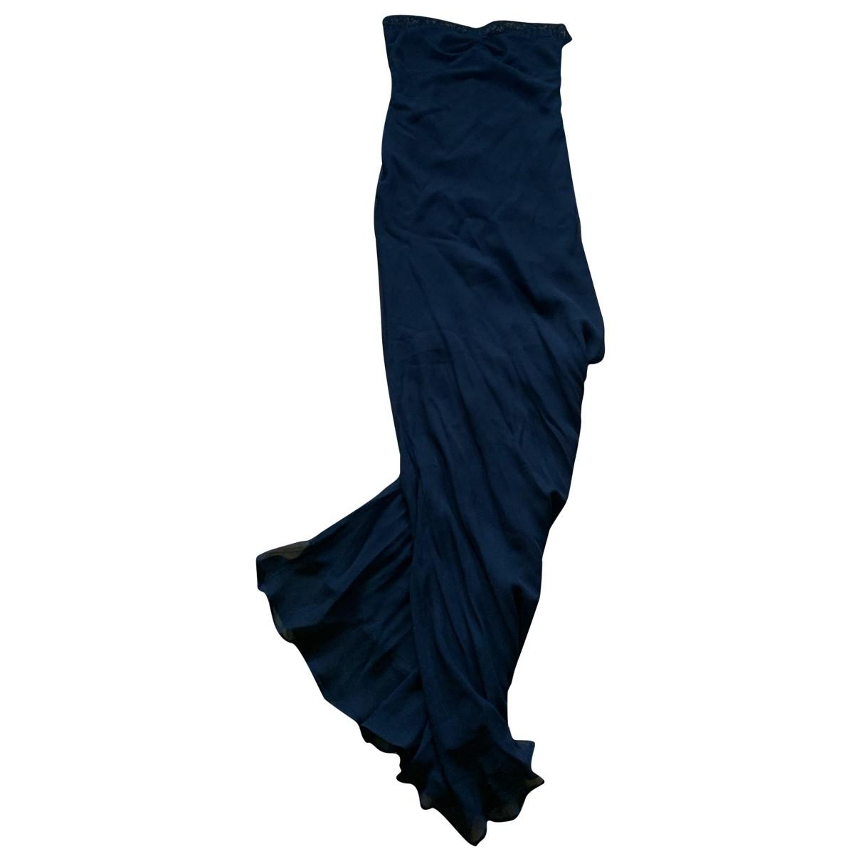 Liu.jo \N Black dress for Women 42 IT