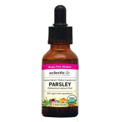 Parsley 1 Oz with Alcohol by Eclectic Institute Inc