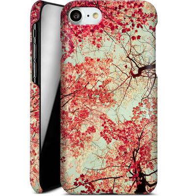Apple iPhone 7 Smartphone Huelle - Autumn Inkblot von Joy StClaire