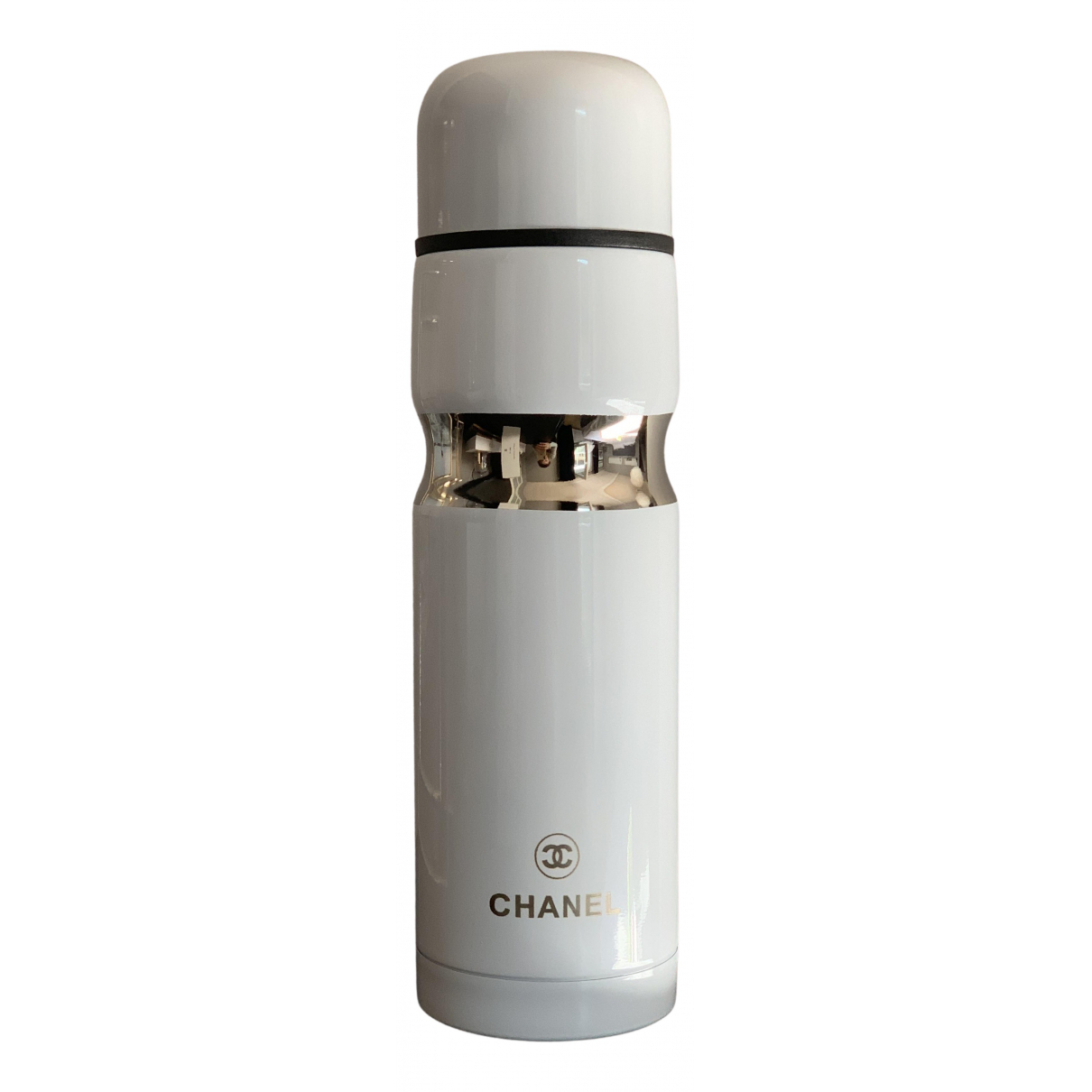 Chanel - Fitness   pour lifestyle en metal - blanc