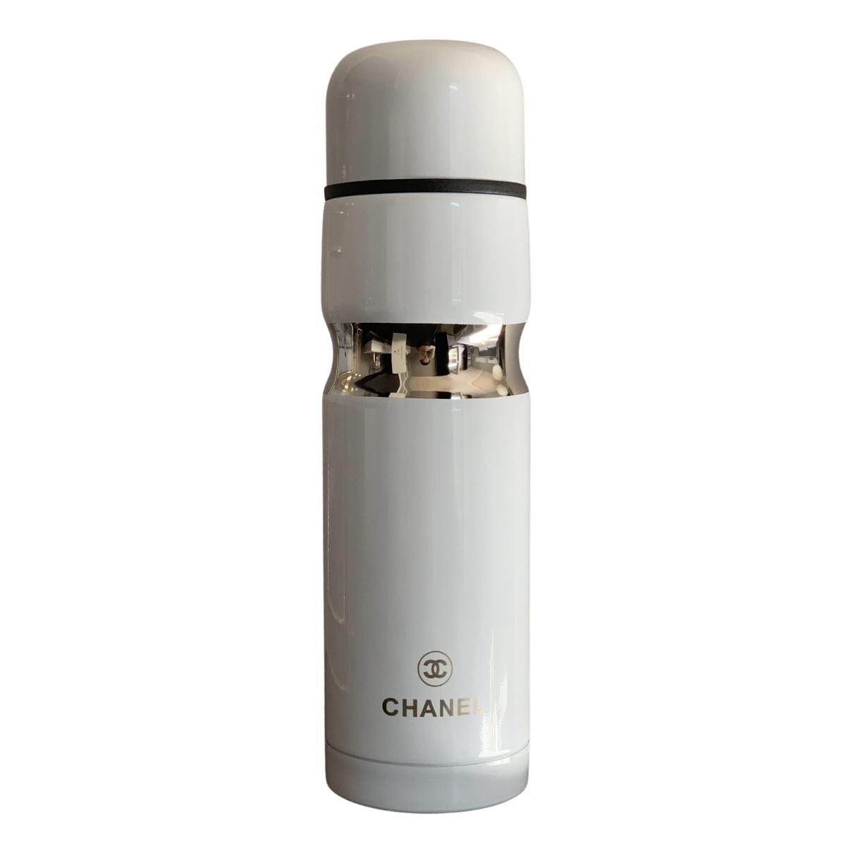 Chanel - Fitness   pour lifestyle en metal - blanc