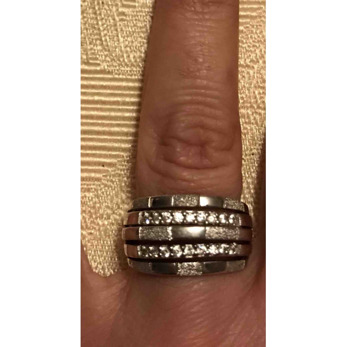Ted Lapidus \N Silver Silver ring for Women \N