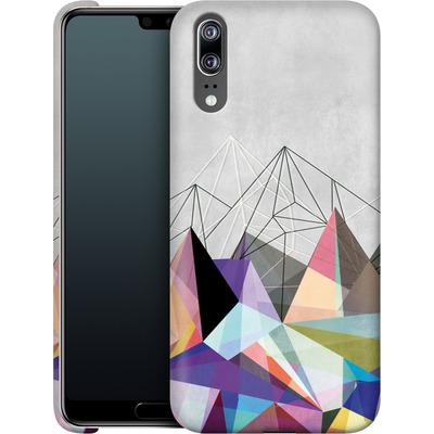 Huawei P20 Smartphone Huelle - Colorflash 3 von Mareike Bohmer