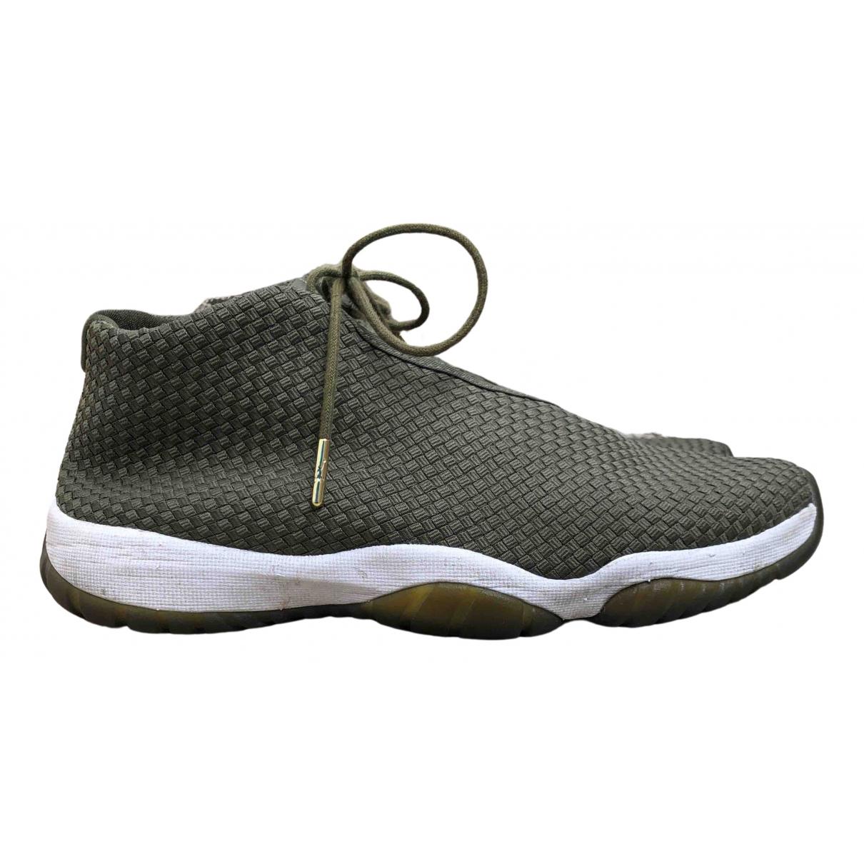 Jordan - Baskets Air Jordan Future pour homme - kaki