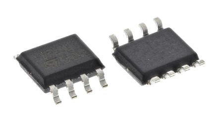 STMicroelectronics Dual N-Channel MOSFET, 4 A, 60 V, 8-Pin SOIC  STS4DNF60L (5)