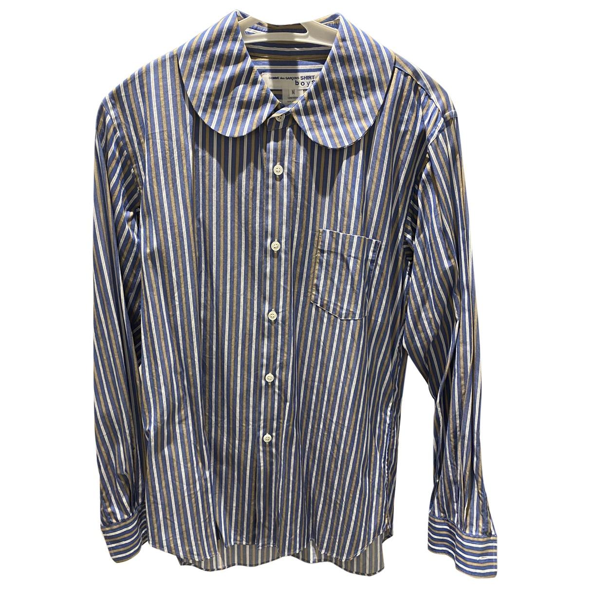 Comme Des Garcons N Cotton Shirts for Men M International