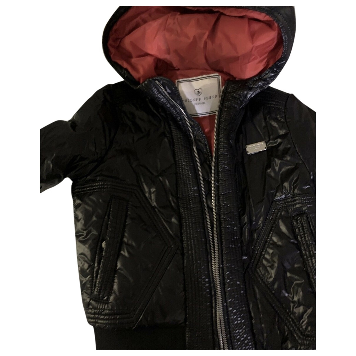 Philipp Plein \N Black jacket & coat for Kids 6 years - up to 114cm FR