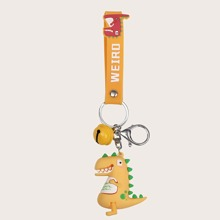Cartoon Dinosaur Bag Charm
