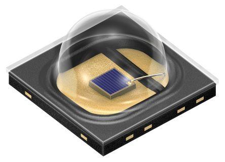 OSRAM Opto Semiconductors SFH 4713A Osram Opto, OSLON Black 860nm IR LED, SMD package (5)