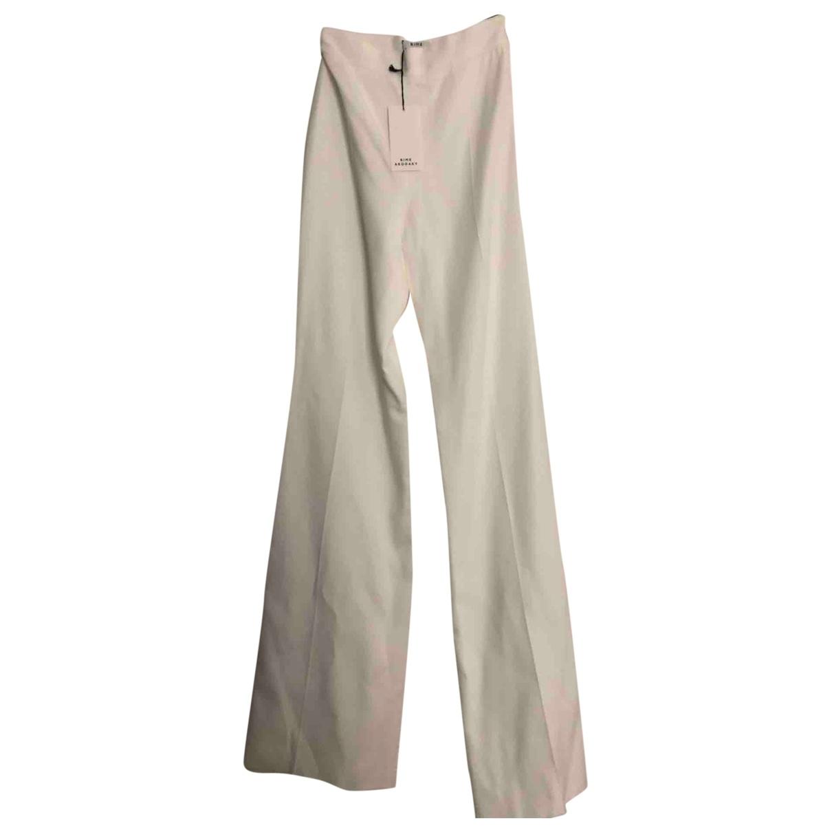 Pantalon de traje Rime Arodaky
